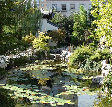 In Chinese Garden Design A Body Of Water Was More Than Aesthetic It Could Be Used To Fight Fires As Source Irrigation Habitat For Fresh