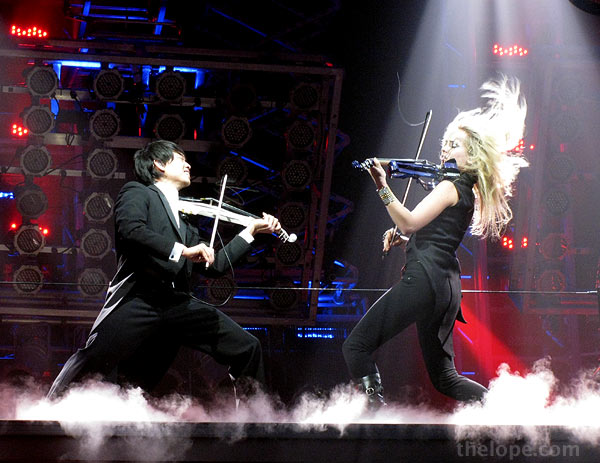 The Lope: Trans-Siberian Orchestra