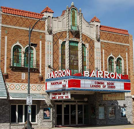 Image result for The Barron