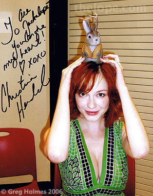 christina hendricks firefly. 2006: Christina Hendricks of